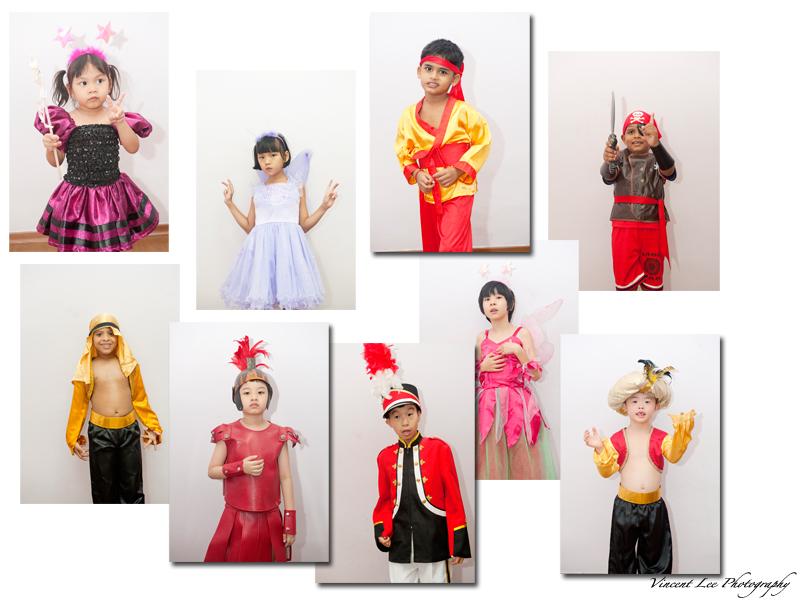 Children of Taarana Portraits