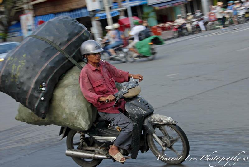 """""""Vietnam motorcyclist"""""""