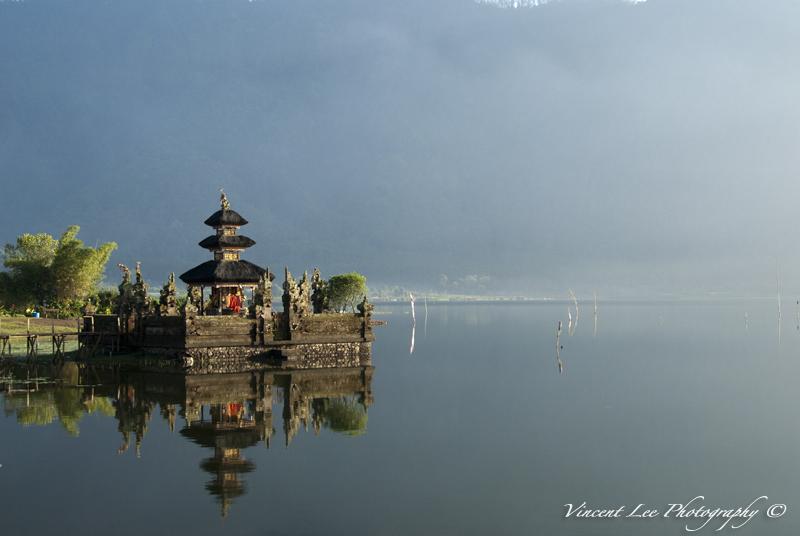 Ulundanu Water Temple