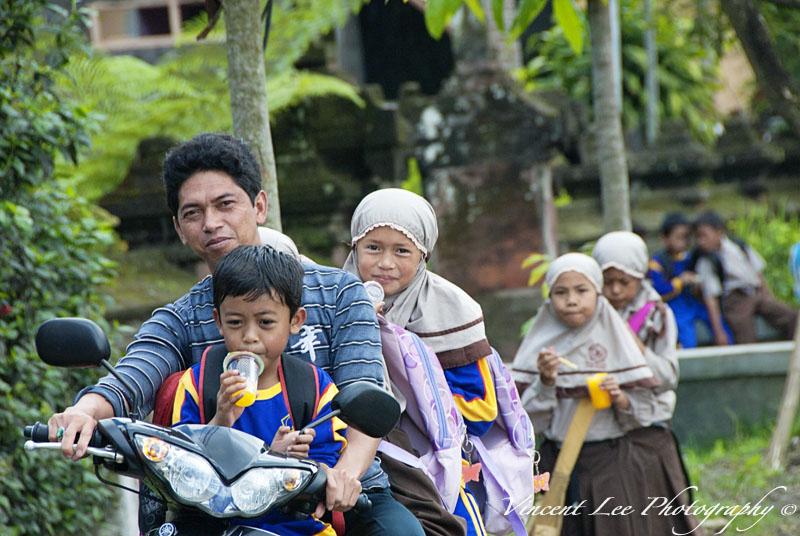 Muslim in Bali