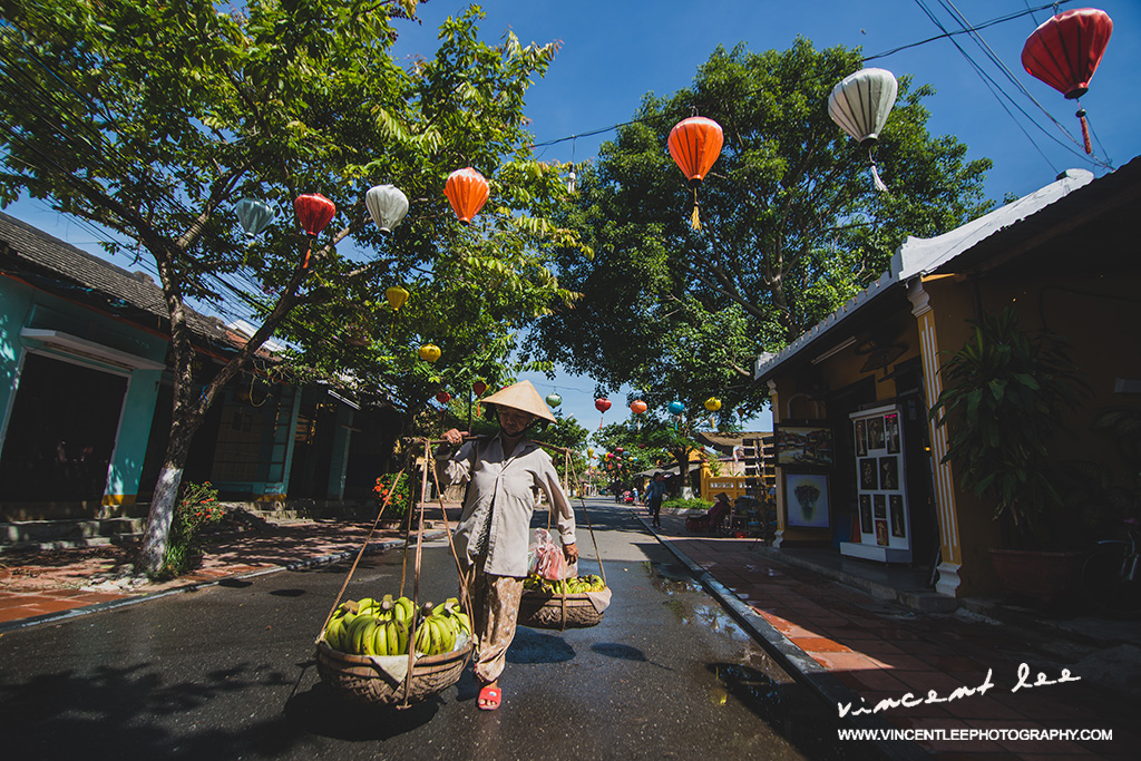 Beautiful Hoi An street