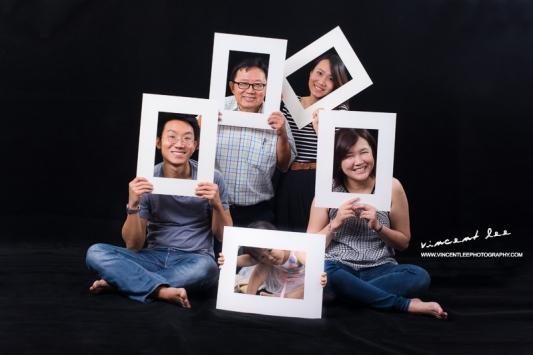 Family frame time