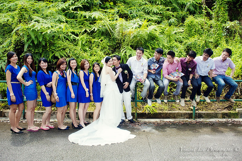Jessica Lip + Ares Wong - Actual Wedding Day 28.04.2012