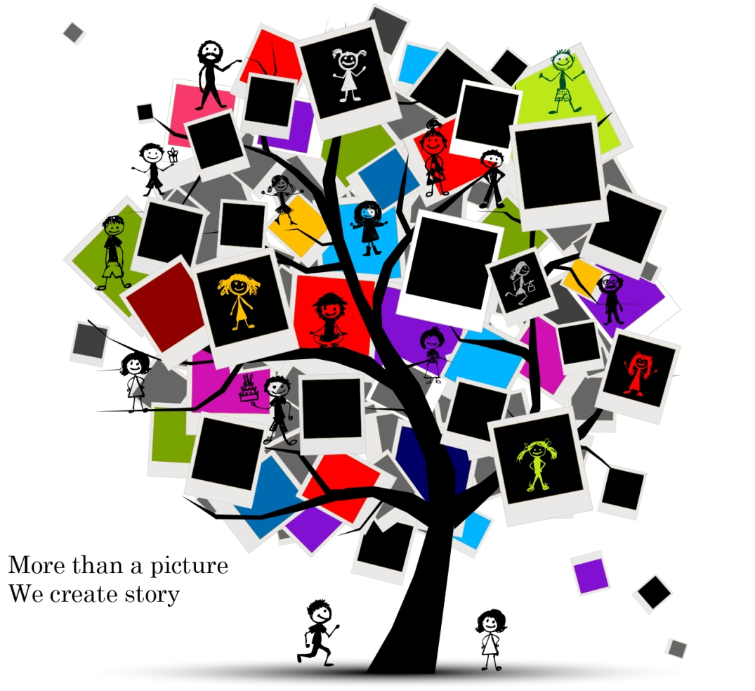 More than a picture, we create story.