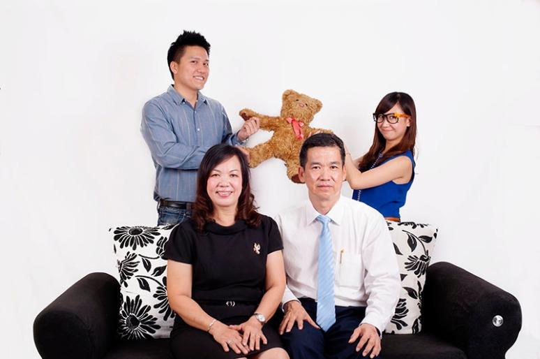 Cheryl family