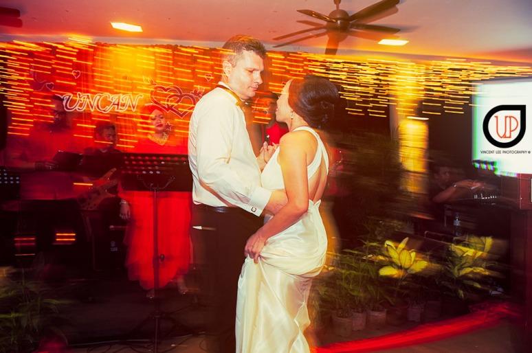 Mei Ling + Duncan (first dance)