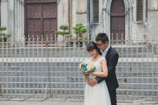 Pre-wedding session 1 Hanoi