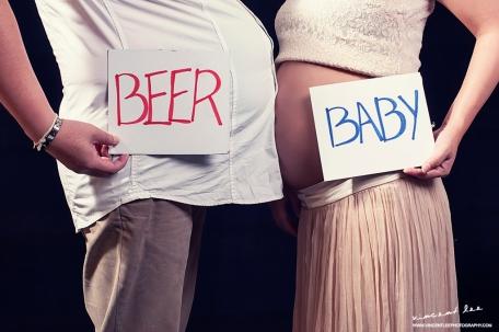 Beer vs baby