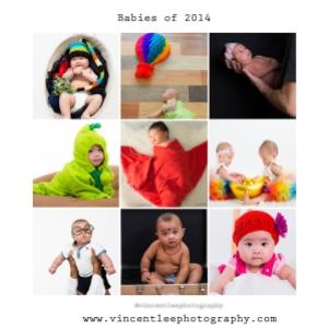 Newborn babies 2014