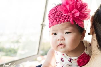 Baby Haena, my niece