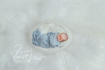 Newborn malaysia portrait vincent lee studio Kuala Lumpur